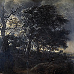 Part 4 Prado Museum - Vlieger, Simon de -- Bosque