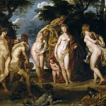 El juicio de Paris, Peter Paul Rubens