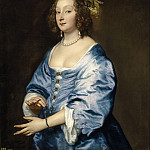 Mary Ruthven, Lady van Dyck, Anthony Van Dyck