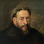 Портрет монаха. Колл Гогенбухау, Peter Paul Rubens