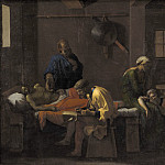 Nicolas Poussin – Testament of Eudamidas, National Gallery of Denmark, Kobenhavn (SMK)
