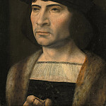 Jan Gossaert – Portrait of a Man, National Gallery of Denmark, Kobenhavn (SMK)