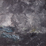 August Strindberg – Storm in the Skerries. The Flying Dutchman, National Gallery of Denmark, Kobenhavn (SMK)