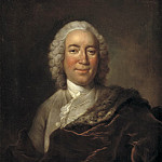 Johann Salomon Wahl – Gerhard Morell, Curator of the Royal Danish Kunstkammer, National Gallery of Denmark, Kobenhavn (SMK)
