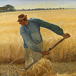 Kobenhavn (SMK) National Gallery of Denmark - Laurits Andersen Ring (1854-1933) - Harvest