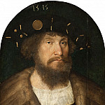 Kobenhavn (SMK) National Gallery of Denmark - Michael Sittow (c. 1469-1525) - Portrait of Christian II