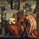 Part 1 Louvre - Paolo Veronese and Workshop -- Susana and the Elders