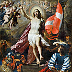 Gerard Seghers -- Resurrection of Christ, Part 1 Louvre