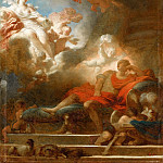 Jean-Honoré Fragonard -- Warrior's Dream of Love, Part 1 Louvre
