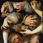 Part 1 Louvre - Nicolas de Largillière -- Study of Hands