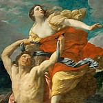 Part 1 Louvre - Guido Reni (1575-1642) -- Deianeira Abducted by the Centaur Nessus