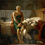 Part 1 Louvre - Pierre Guérin (1774-1833) -- The Return of Marcus Sextus