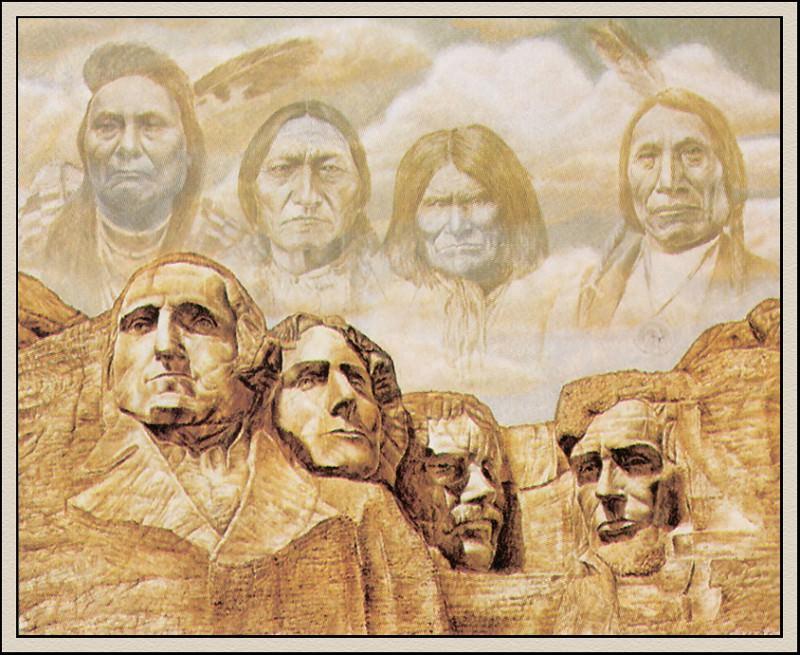 Behrens David Founding Fathers. Native American