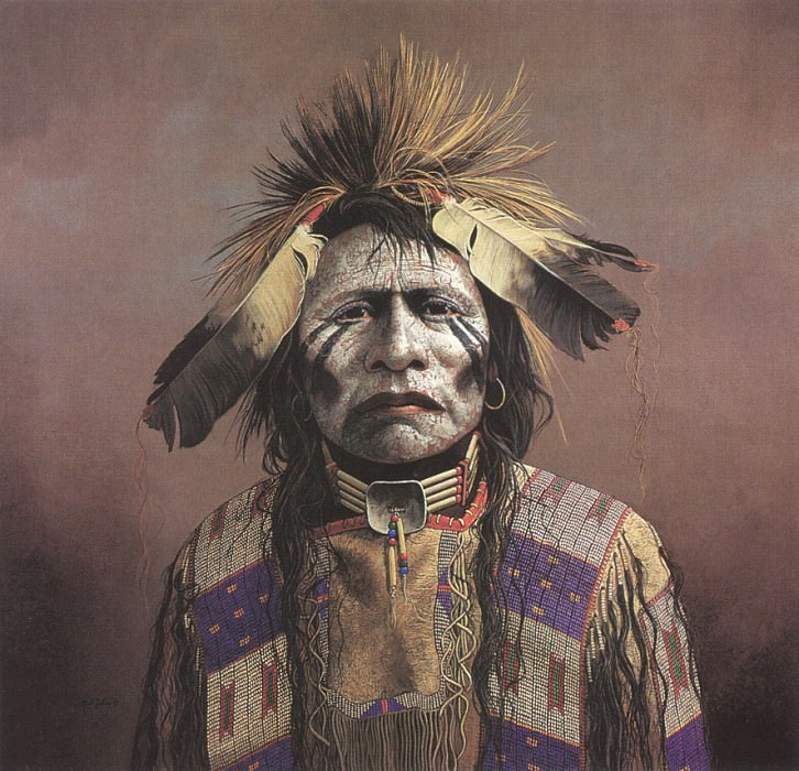 Rohrig Mark-Before the Sun Awakens. Native American