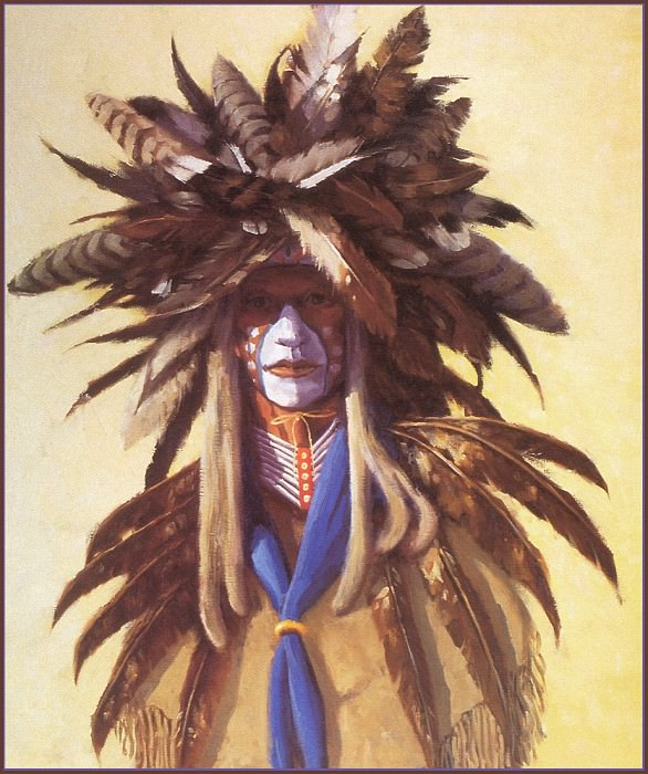 LaLumia Frank-Legends of the West. Native American