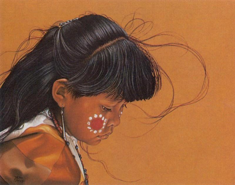 Sodd Teri Dream Catcher. Native American