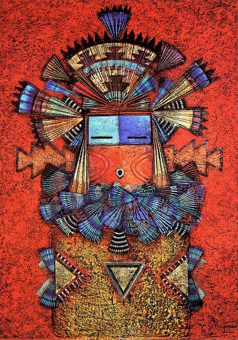 Abeyta Tony Untitled. Native American