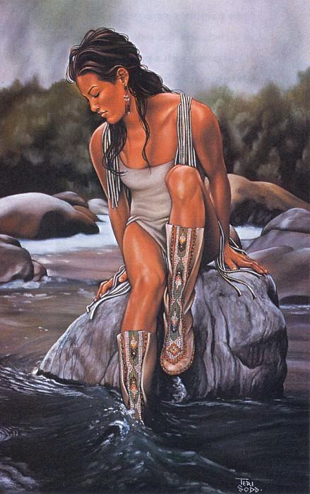 Sodd Teri Please Remember Me. Native American