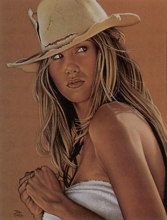 Sodd Terri Rusty. Native American