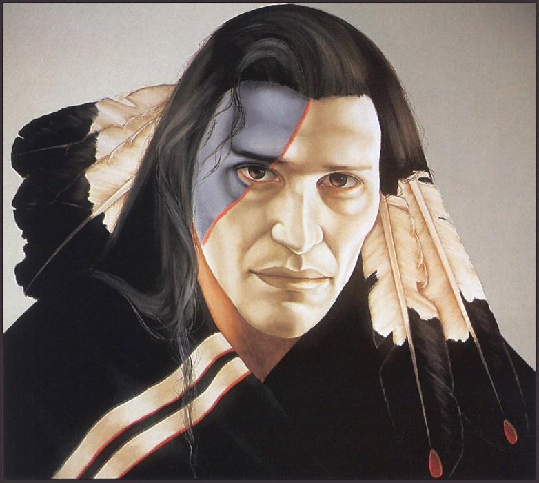 Henderson K Hear My Voice. Native American