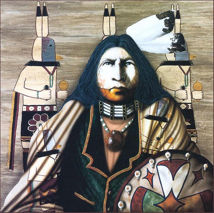 Challenger JD Beyond the Sacred Circle. Native American