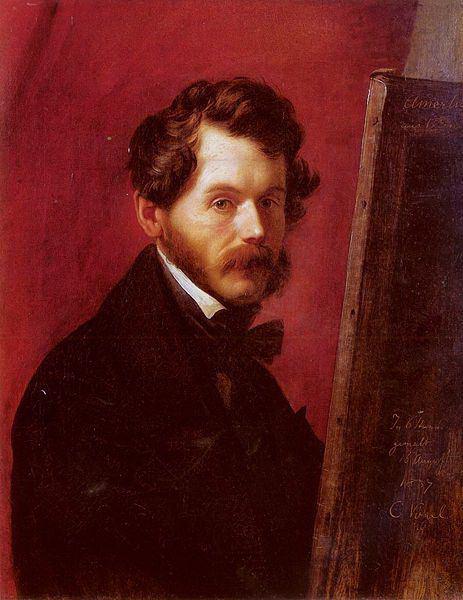 Кристиан фон Вогельштейн. Friedrich Von Amerling