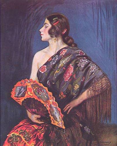 La Maja. Jorge Apperley