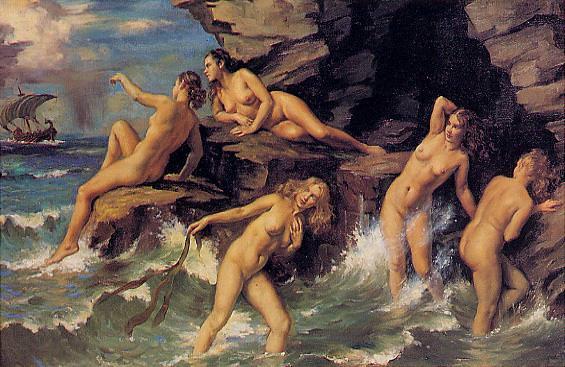 Sirenuy. Jorge Apperley