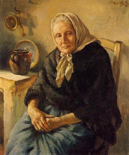abuelita. Jorge Apperley