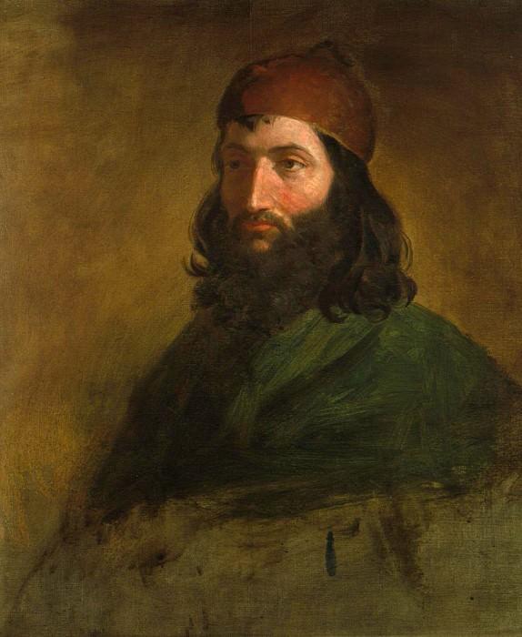 Sketch of a Polish Jew. Washington Allston
