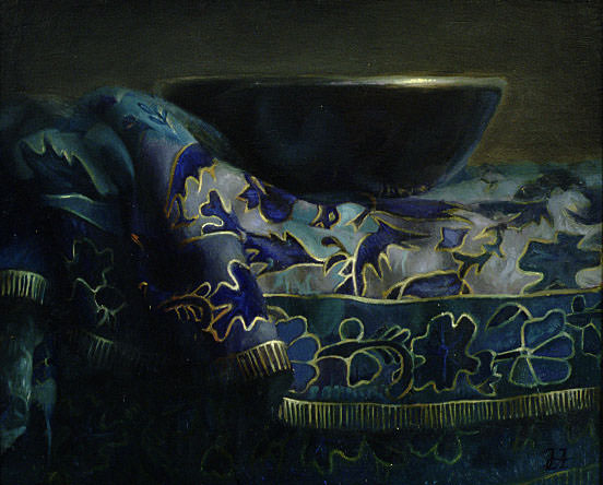 Drapery and Pottery. Juliette Aristides
