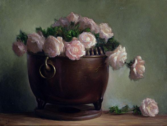 Розы. Джульетта Аристидес