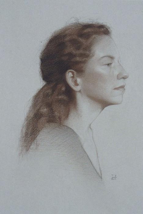Claire. Juliette Aristides