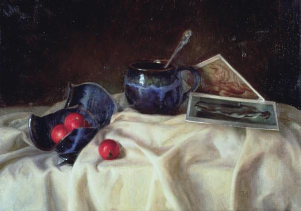 Разбитая вазочка. Джульетта Аристидес