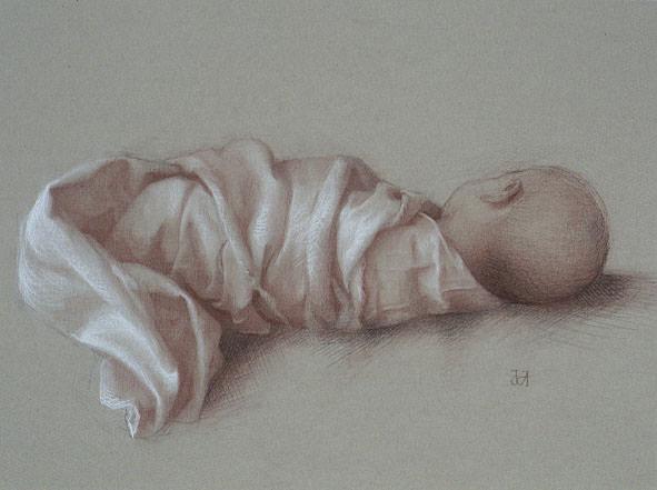 Младенец. Джульетта Аристидес