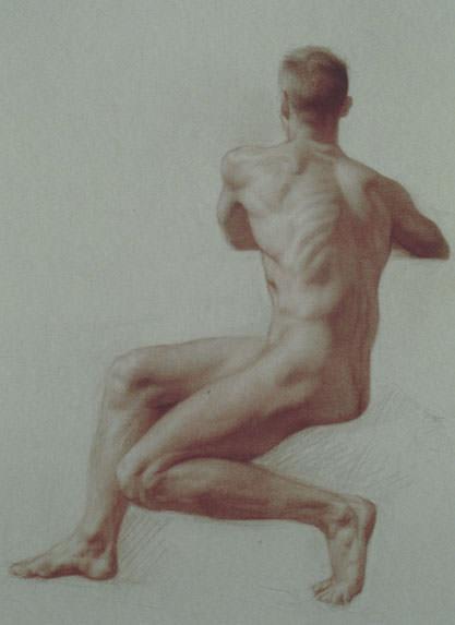 Figure Drawing. Juliette Aristides