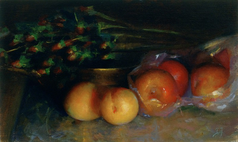 Apricots. Juliette Aristides