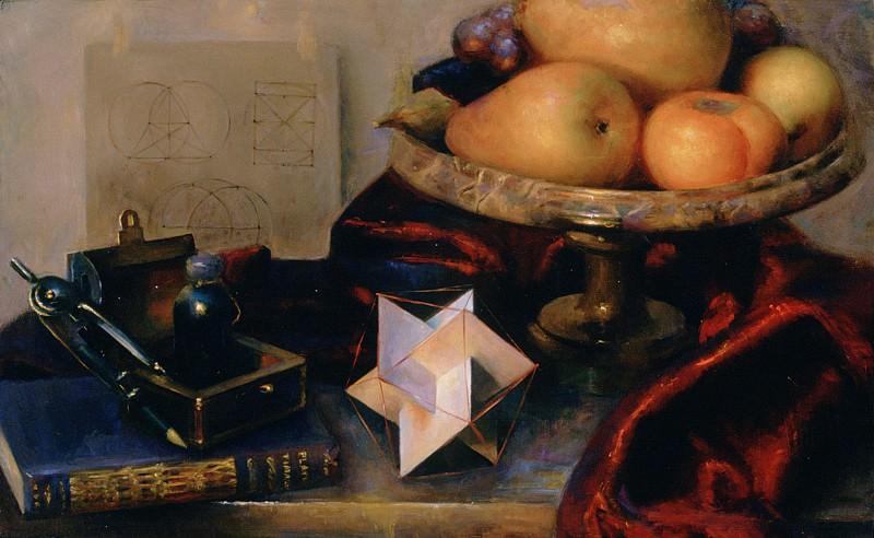 Этюд на тему геометрии. Джульетта Аристидес