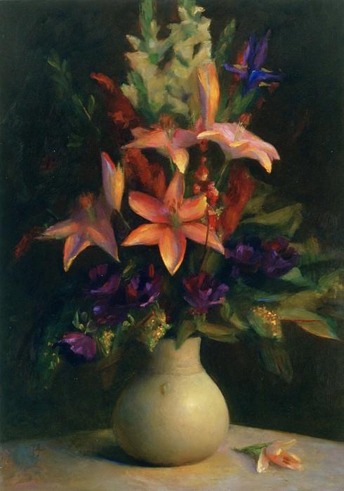 Floral. Juliette Aristides