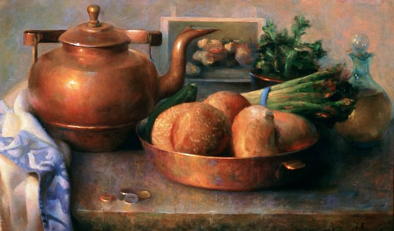 Kitchen. Juliette Aristides