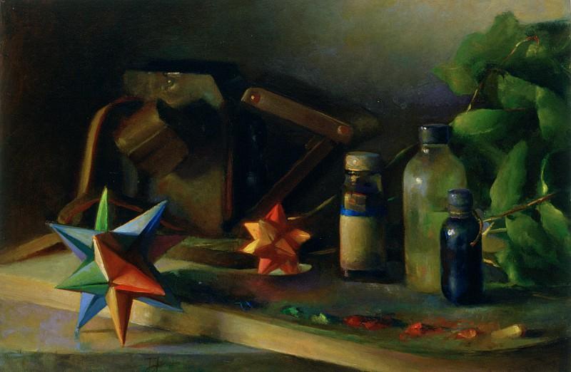 Studio Corner. Juliette Aristides