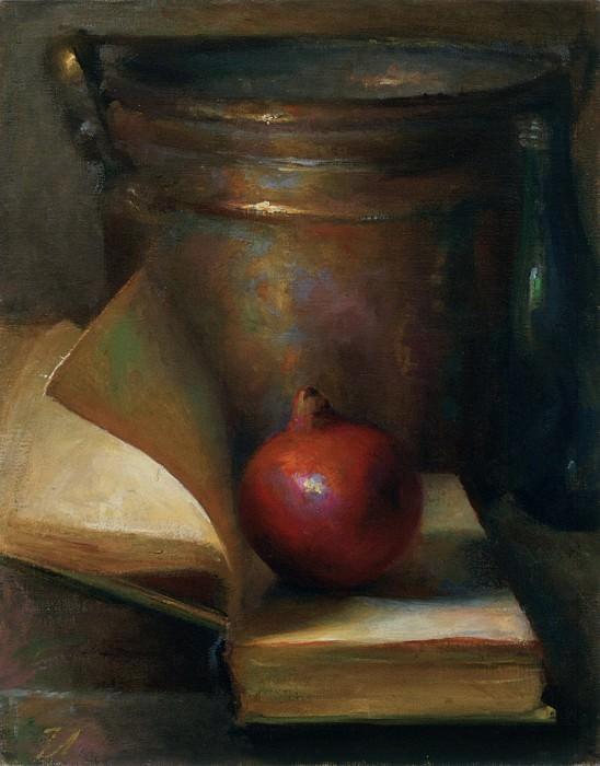 Pomegranate. Juliette Aristides