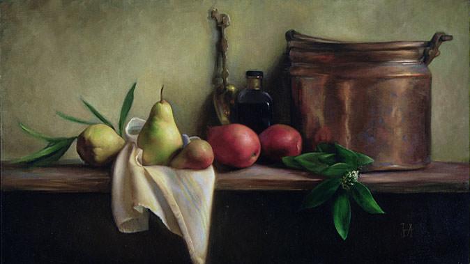 Janes Pears. Juliette Aristides
