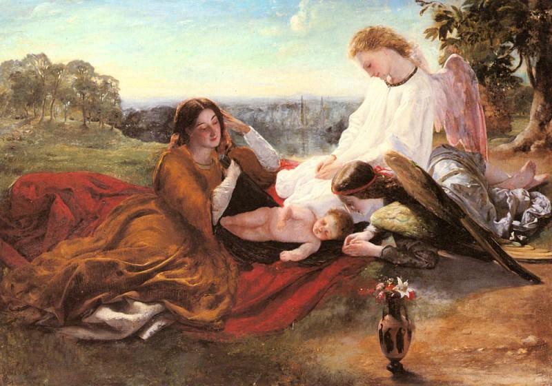 The Adoration. James Archer