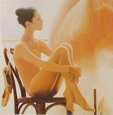 Балерина. Хесус Хелгера Аусенсиа