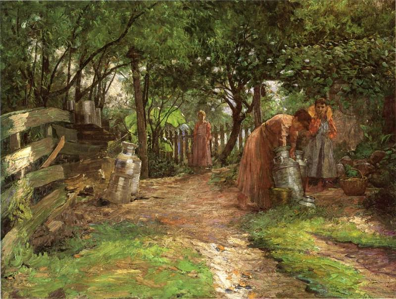 The Farm Prarie Dell. John Ottis Adams