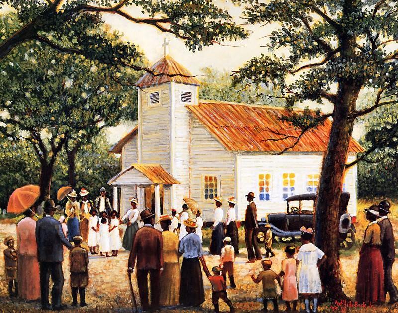 Missionary Sunday. Beck Jr Arthello