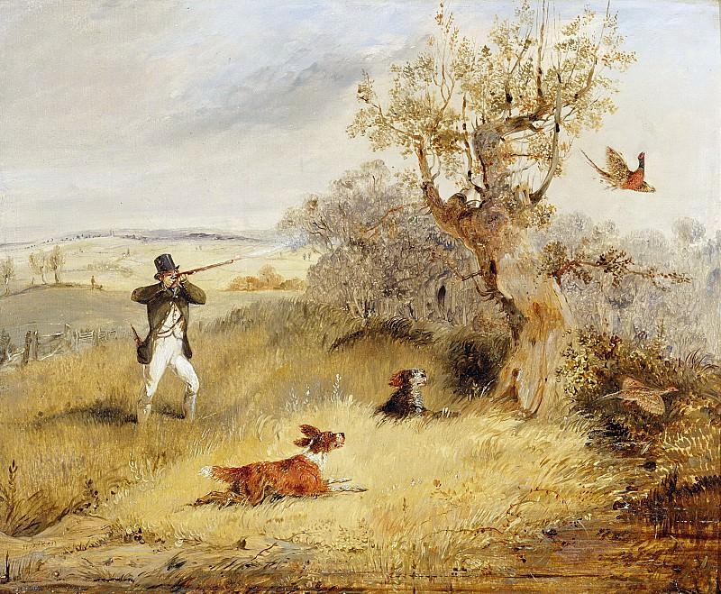 Охота на фазанов. Генри Томас Алкен