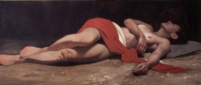 Sleeping Magdalene. Michael John Angel