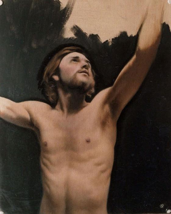 Study for Ressurrection. Michael John Angel